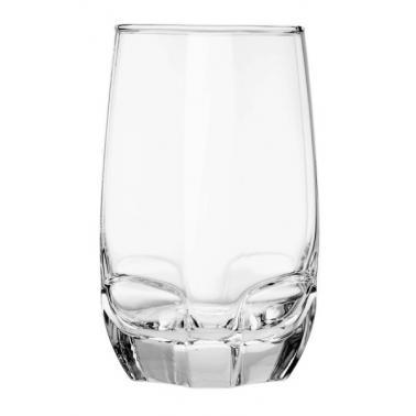 Стъклена чаша за вода / безалкохолни напитки  висока 415мл