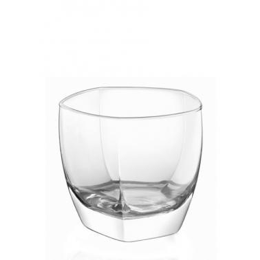 Стъклена чаша за алкохол / аперитив  ниска 285мл