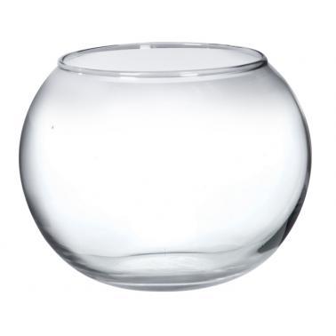 Стъклена ваза Lola Florero 15(174-0003) - COK