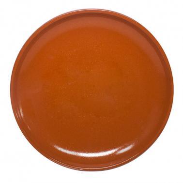Керамична чиния кръгла ф23см  CT10 COK-CERAMICA (36-0523)