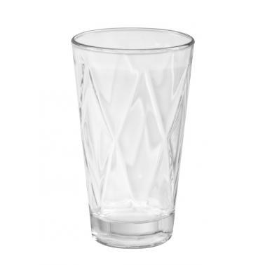 Стъклена висока чаша  за безалкохолни напитки / вода