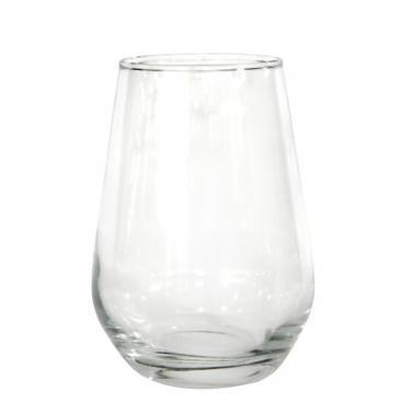 Стъклена висока чаша  за безалкохолни напитки / вода  458мл