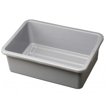 Пластмасов контейнер за количка  сив 53x42.5x17.5cм  036B GX - Horecano