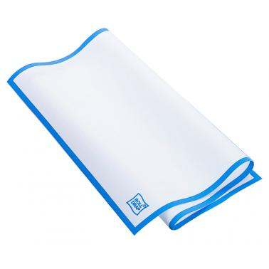 Памучна кърпа за забърсване и полиране 40x80см бяла ROLL DRAP-(21810000)