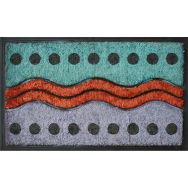 Изтривалка цветна 45x75см  MN-131(3602 ) - Horecano