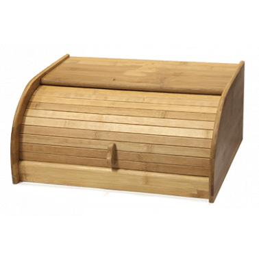 Бамбукова кутия за хляб 27x20xh18см (A2061S) - Horecano