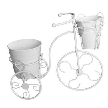 Декоративен велосипед с две саксии малъкFERONYA-(FE-003)
