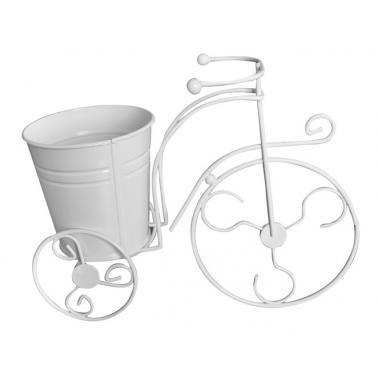 Декоративен велосипед с една саксия FERONYA-(FE-001)