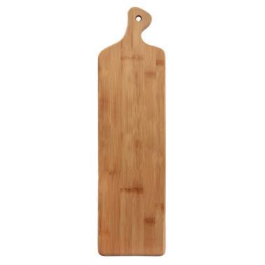 Бамбукова дъска за презентация 48x13x1.5см (BW1523) - Horecano