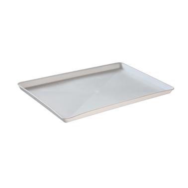 Пластмасова табла за стелаж голяма 43x28см - Horecano