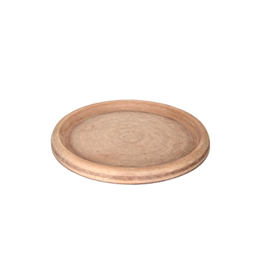 Керамичен сач за готвене плитък ф32см