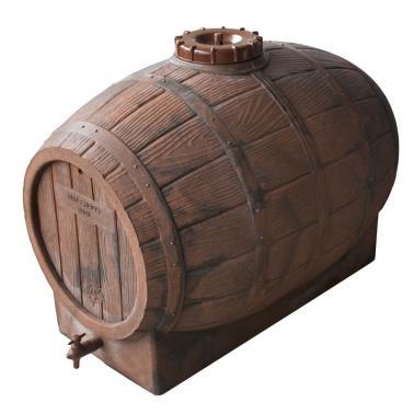 Пластмасова бъчва за вино с канелка 200л - Horecano