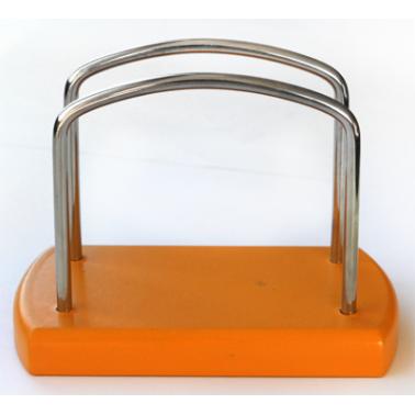 Дървен салфетник жълт ММ-500001/3  - Horecano