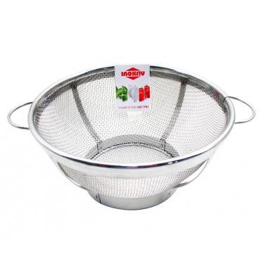 Иноксова  цедка готварска 20см INOXRIV-EATITALY-(52910000)