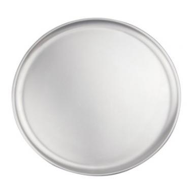 Алуминиева тава за пица ф28см кръгла (HY1206) - Horecano