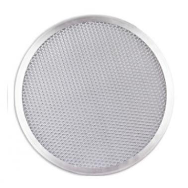 Алуминиева перфорирана тава за пица ф28смкръгла(HY1106) - Horecano