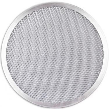 Алуминиева перфорирана тава за пица ф33смкръгла (HY1108) - Horecano