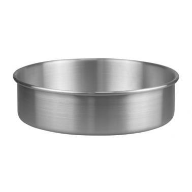 Алуминиева тава кръгла дълбока ф32xh8см (HY239C-3)- Horecano