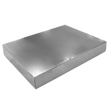 Иноксова плоча за студено сервиране размер 1/2 32.5х26.5см  GF-(CP-1200) - Horecano