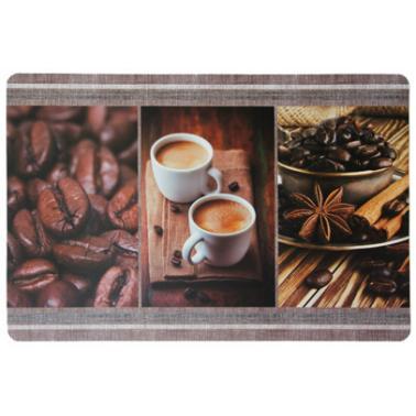 Полипропиленова подложка  за хранене COFFEE TIME 43,5x28,5см  HORECANO-(PPCO-26337)