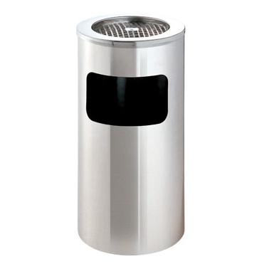 Метален екстериорен пепелник 30x65см. ЕК-9412A-MT - Horecano