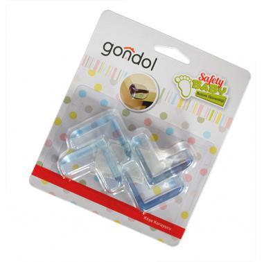 Комплект предпазители за ъгли   4бр GL-90912 - Gondol