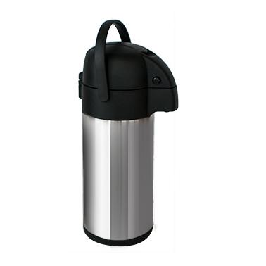 Иноксов термос с помпа 3,5л ф15,1хh41см  (APGG35) - Horecano