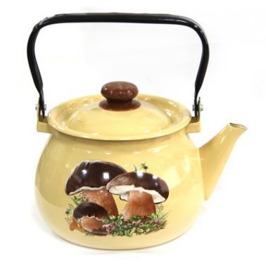 Емайлиран чайник2,5л