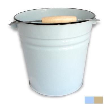 Емайлирана кофа без декор 12л с различни разцветки P-(2с27) - Horecano