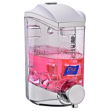 Дозатор за течен сапун - хром 400млTZ-194- Titizо