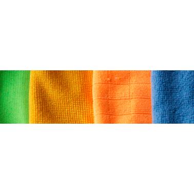 Микрофибърни кърпи комплект 4бр в кутия 441 - Titiz