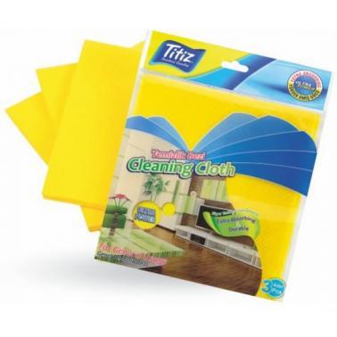 Кърпи за почистване 3бр Ultra Power 38x38см  701  - Titiz