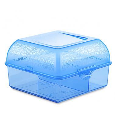 Пластмасова кутия за обяд TZ-AP-9081- Titiz