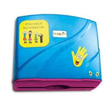 Пластмасова детска кутия за кърпи за ръцеF-329 - Horecano