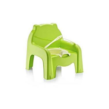 Пластмасово детско гърне столче 31х33х38смразлични цветове ИП-(CM-110)- Irak Plastik