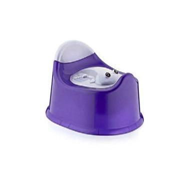 Пластмасово детско гърне ИРАК с капак 24x29x20см различни цветове ИП-(CM-125) - Irak Plastik