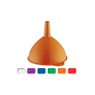 Пластмасова фуния N-1 ф10,5x10см различни цветове  (HU-300)(041)  -  Irak Plastik