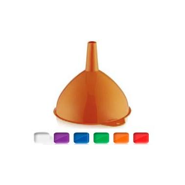 Пластмасова фуния  N-2 ф13x13см различни цветове (HU-305) -  Irak Plastik