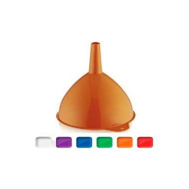 Пластмасова фуния  N-4 ф24x26см различни цветове (HU-315)(043)  -  Irak Plastik