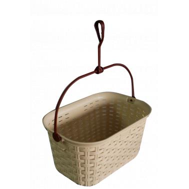 Ратанова кошничка за щипки 2.9 л. (LA-225)  -  Irak Plastik