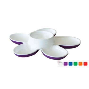 Пластмасова коктиера цветес различни цветовикомбинации ИП-(YU-105)- Irak Plastik