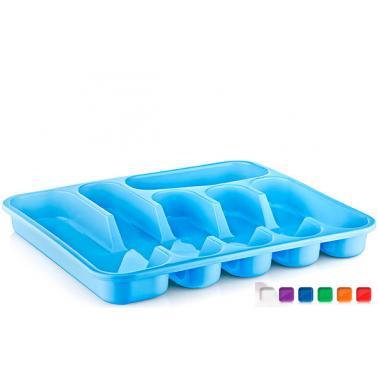Пластмасов разпределител за прибори различни цветове (TA-410)  -  Irak Plastik