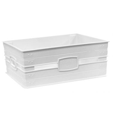 Пластмасов панер №2   8,20л  бял (SP-385)   - Irak Plastik