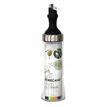 Стъклена бутилка за зехтин/оцет 550мл  EASY LIFE-(60072002)