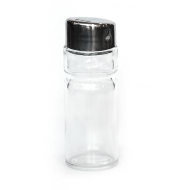 Стъклена резервна  солница за оливерник - HORECANO PREMIUM