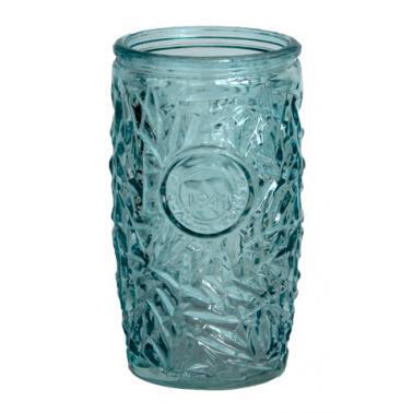 Стъклена чаша за коктейли синя 400мл ALOHA-BLUE- (339506Y-B) - Horecano