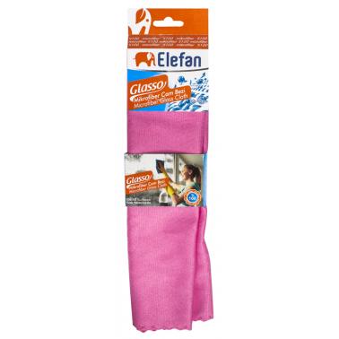 Микрофибърна кърпа за почистване на стъкла 50x70см  -