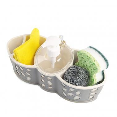 Пластмасов органайзер за мивка