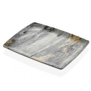 Меламиново плато ROYAL MARBLE POLARISGN 1/232,5x26,5см(41012RM)- Kulsan