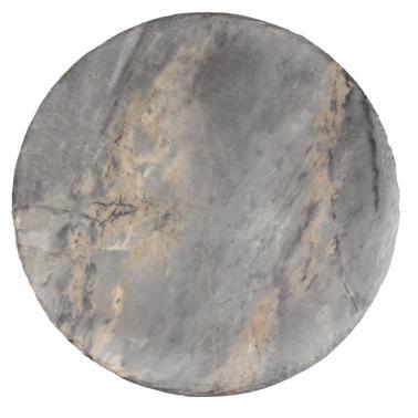 Меламиново плато кръгло